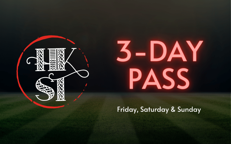 Book 3-day Pass
