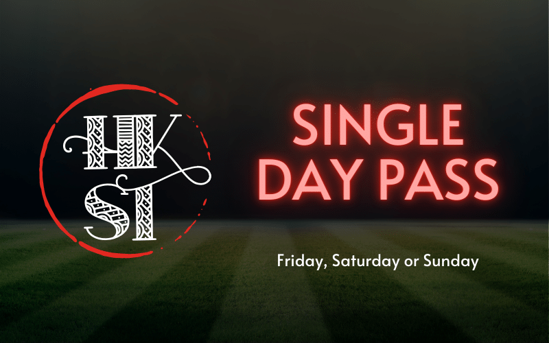 Book Single Day Pass